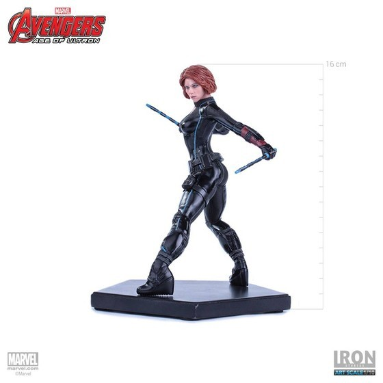 Black Widow - Avengers Age of Ultron - 1/10 Scale Statue