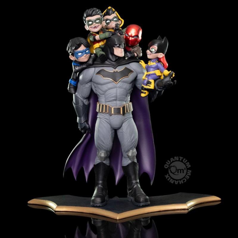 Batman: Family - DC Comics - Q-Master Diorama 39cm