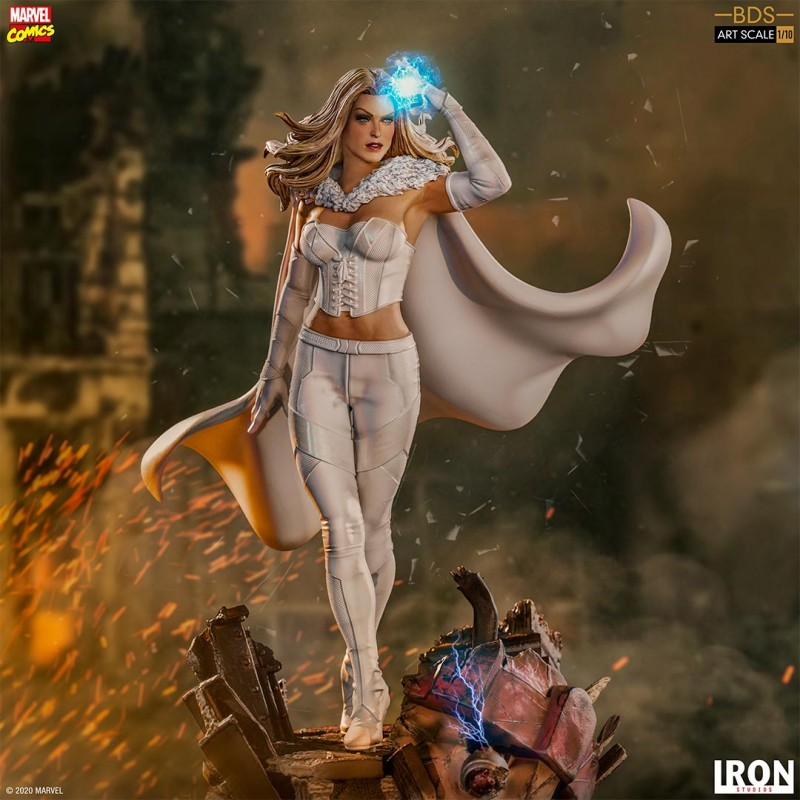 Emma Frost - Marvel Comics - 1/10 BDS Art Scale Statue