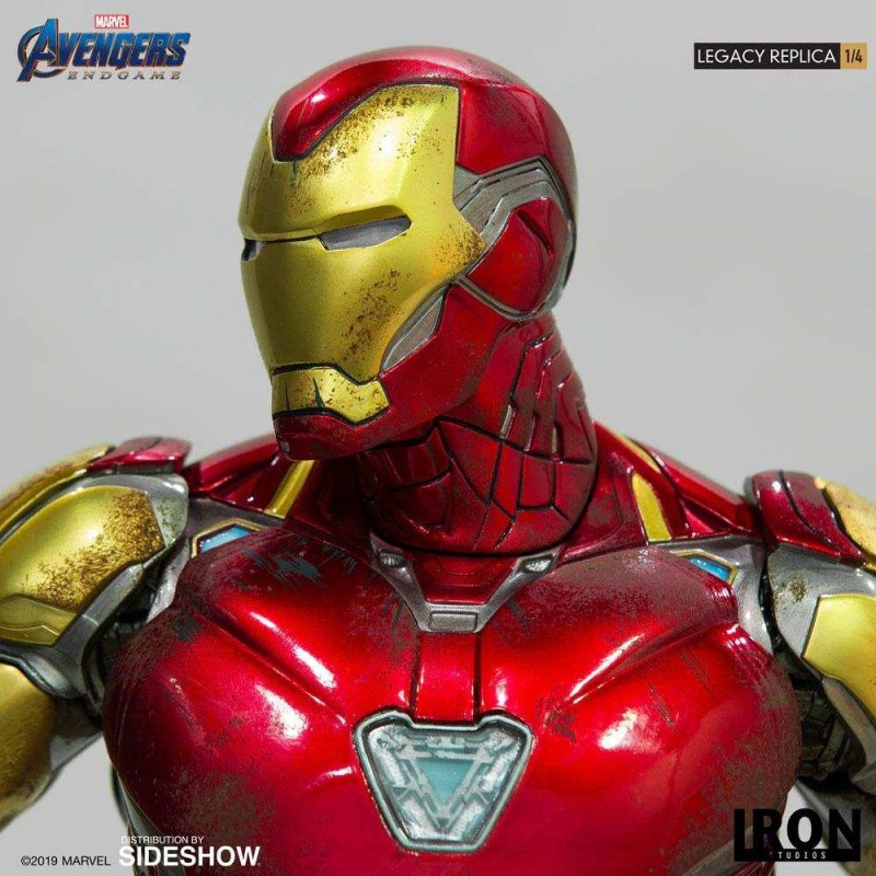 Iron Man Mark LXXXV - Avengers: Endgame - 1/4 Scale Legacy Replica Statue