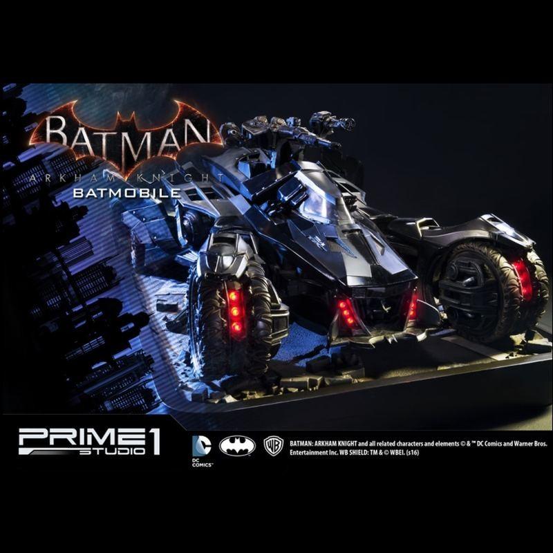 Batmobile - Arkham Knight - 1/10 Scale Diorama