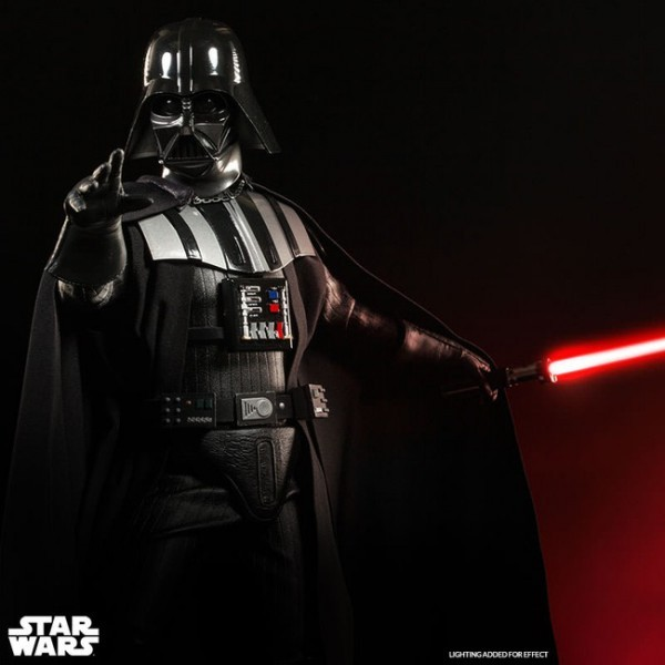 Darth Vader Deluxe - Star Wars - 1/6 Scale Figur