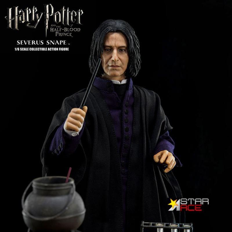 Severus Snape - Harry Potter - 1/6 Scale Actionfigur
