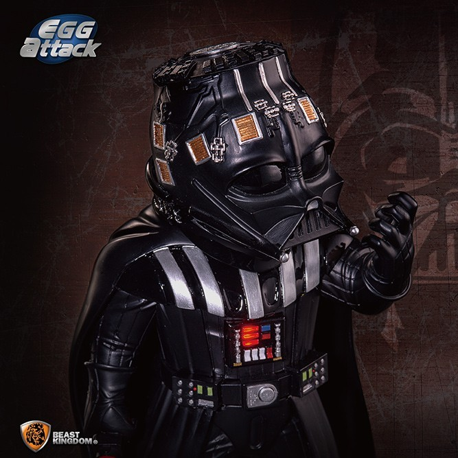 Darth Vader - Star Wars - Egg Attack Figur