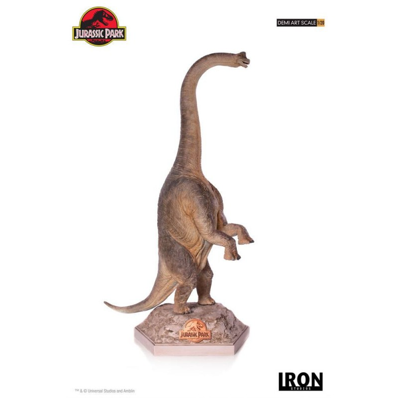 Brachiosaurus - Jurassic Park - 1/20 Demi Art Scale Statue