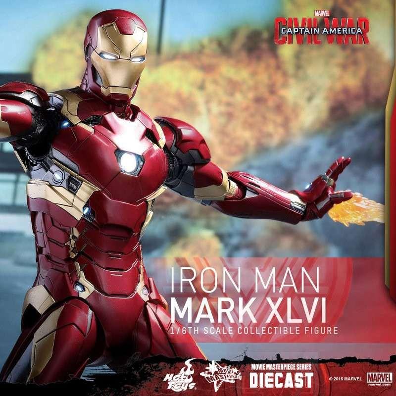 Mark XLVI - Civil War - Diecast 1/6 Scale Figure