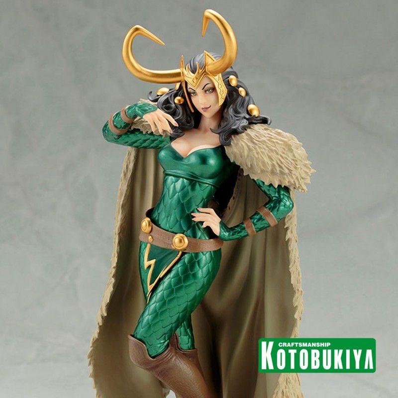 Loki - Marvel - Bishoujo PVC Statue