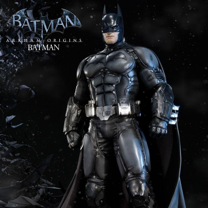 Batman - Batman Arkham Origins - 1/3 Scale Statue