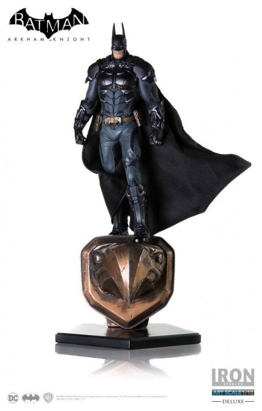 Batman Deluxe - Arkham Knight - 1/10 Scale Statue