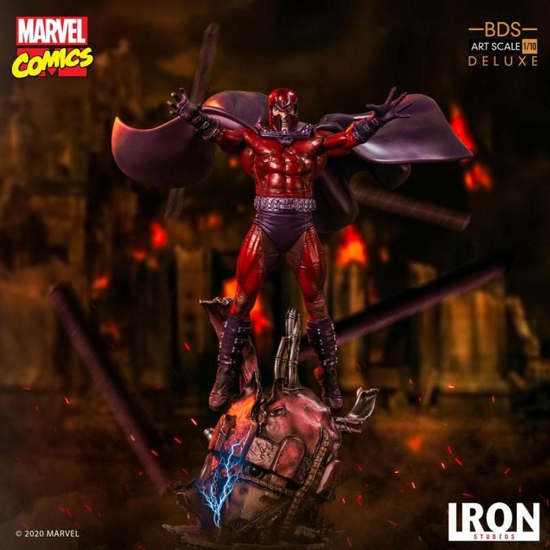 Magneto - Marvel Comics - 1/10 BDS Art Scale Deluxe Statue
