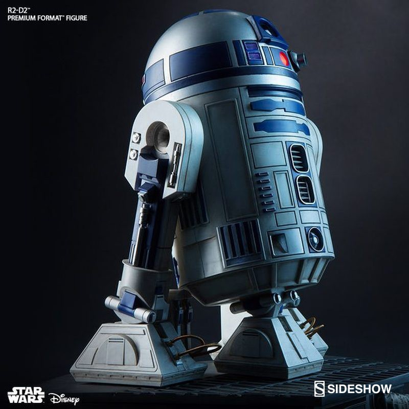R2-D2 - Star Wars - Premium Format Statue