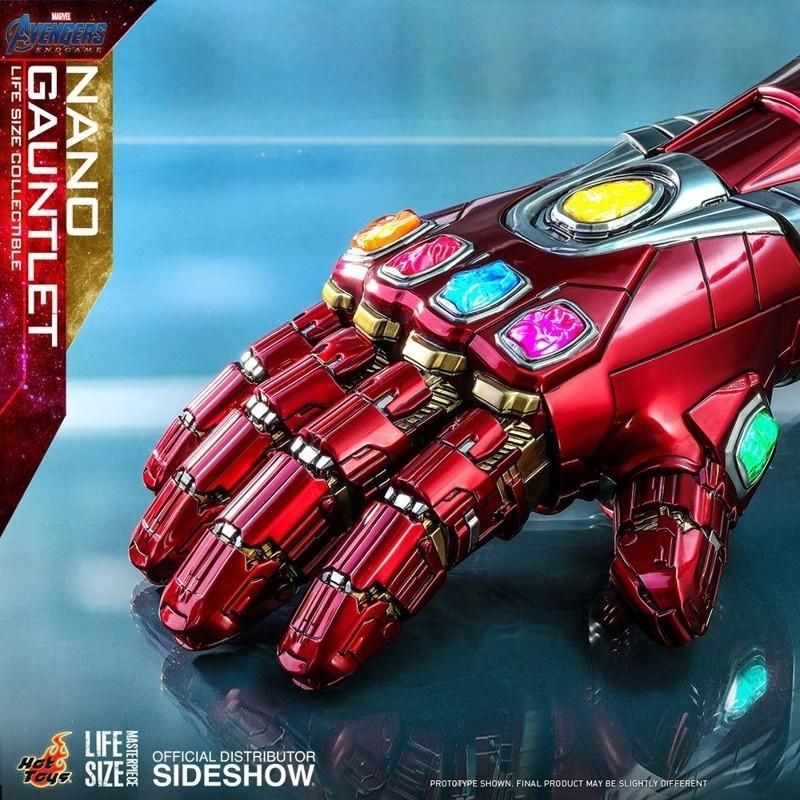 Nano Gauntlet - Avengers: Endgame - Life-Size Replik