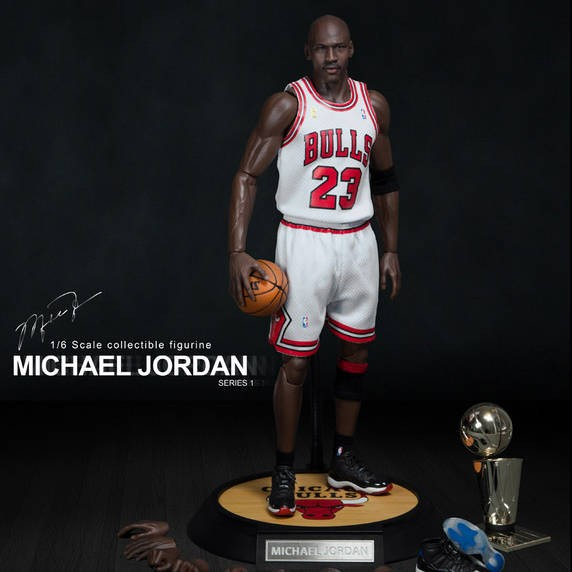 Michael Jordan (Home Edition) - NBA - 1/6 Scale