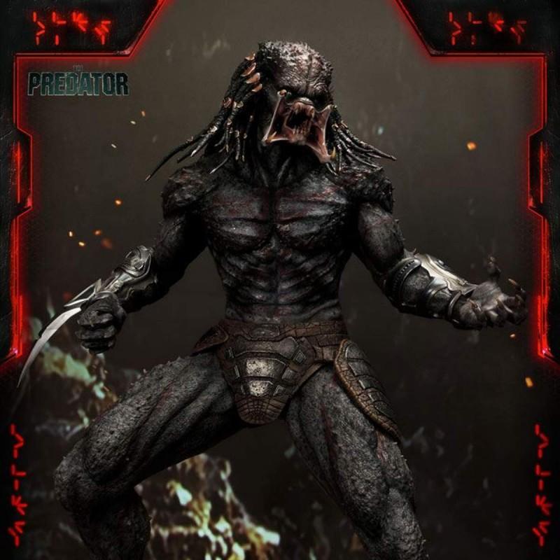 Assassin Predator - Predator Upgrade - 1/4 Scale Polystone Statue