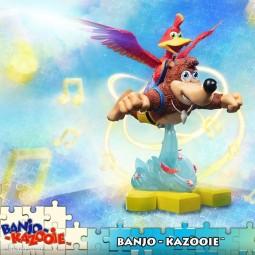 Banjo & Kazooie - Banjo-Kazooie - Polystone Statue