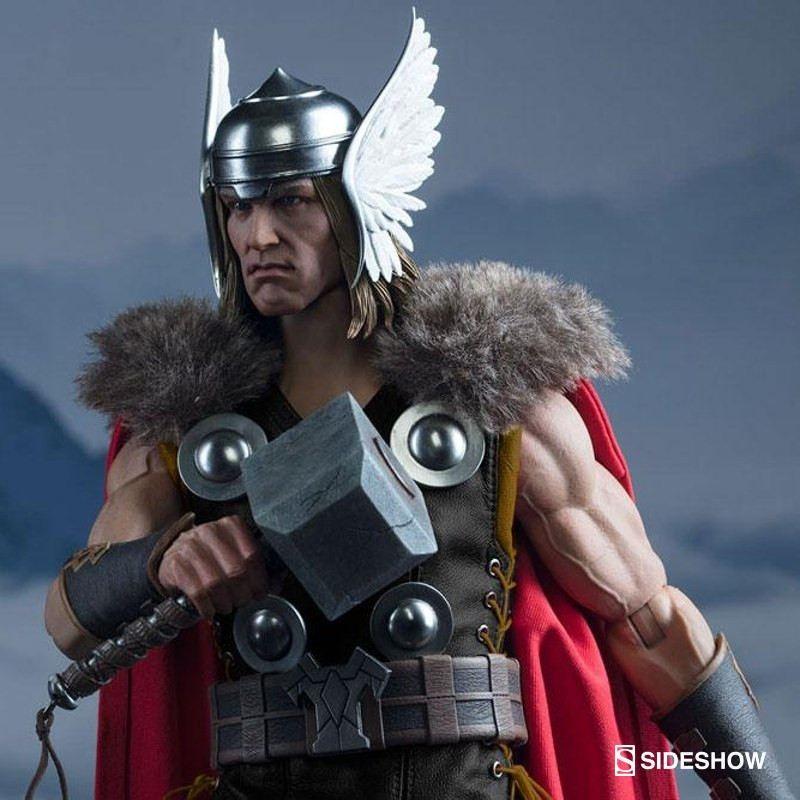 Thor - Marvel Comics - 1/6 Scale Actionfigur