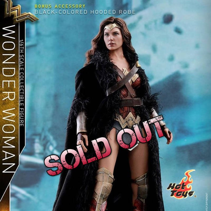 Wonder Woman Deluxe Version - Justice League - 1/6 Scale Figur