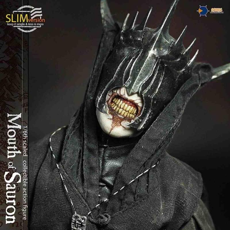 Saurons Mund Slim Version - Herr der Ringe - 1/6 Scale Actionfigur