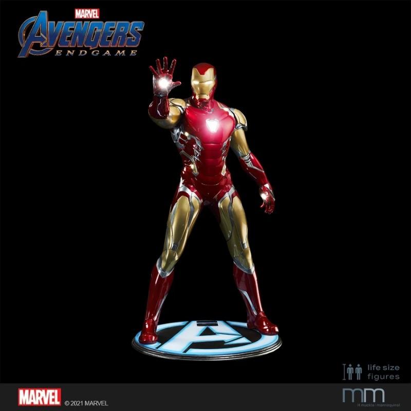 Ironman LXXXV MK85 - Avengers Endgame - Life-Size Statue