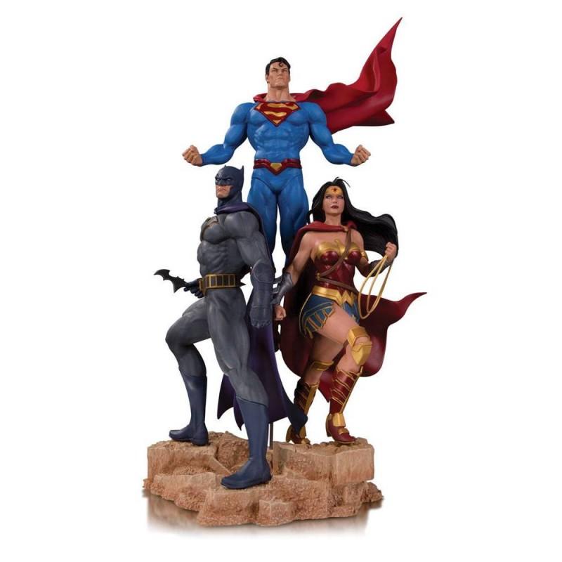 Trinity by Jason Fabok - 1/6 Scale DC Designer Series Statue