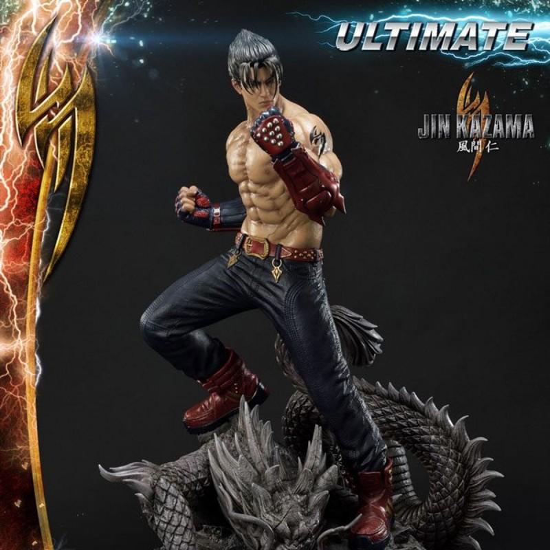 Jin Kazama Ultimate Version - Tekken 7 - 1/4 Scale Statue