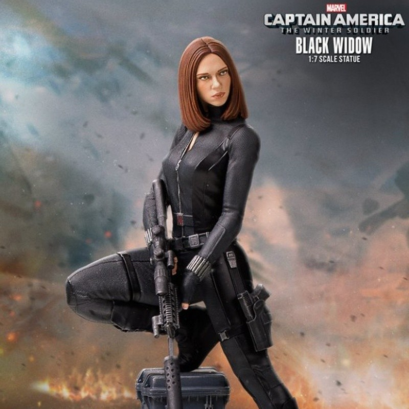 Black Widow - The Return of the First Avenger - 1/7 Scale Statue