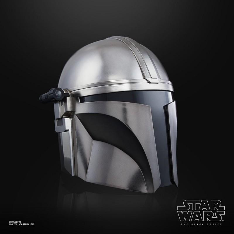 The Mandalorian - Star Wars The Mandalorian - Elektronischer Premium-Helm