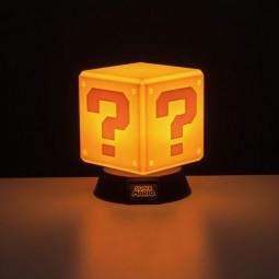 Fragezeichen-Block - Super Mario 3D - Lampe