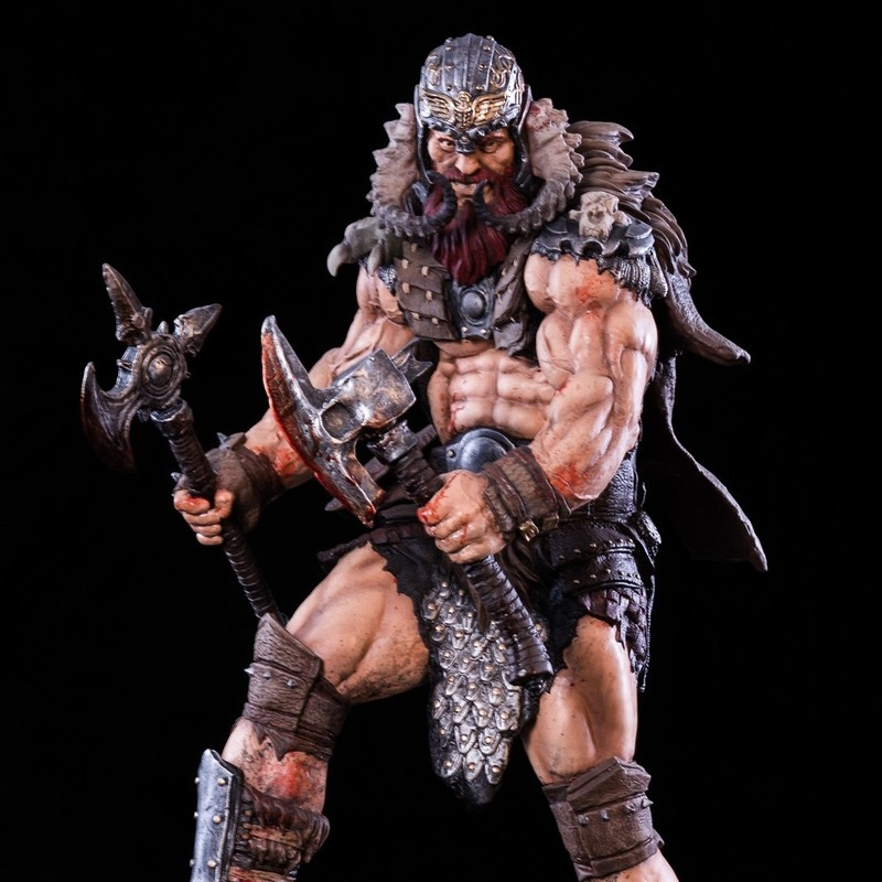Viking - 1/4 Scale Statue