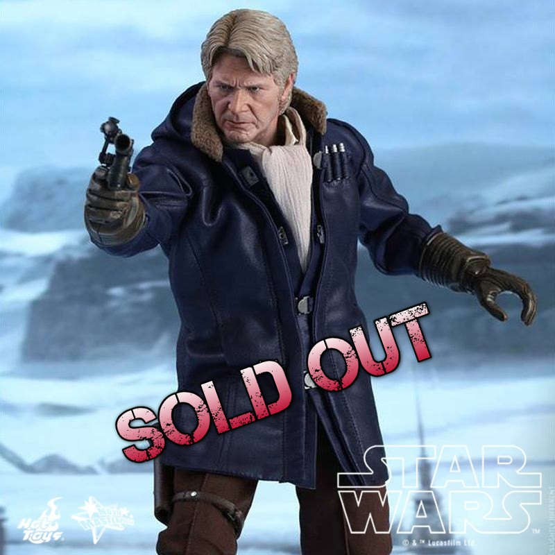 Han Solo - Star Wars Episode VII - 1/6 Scale Figur