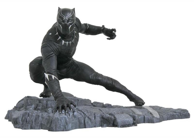 Black Panther (Captain America Civil War) - Marvel Gallery - PVC Statue