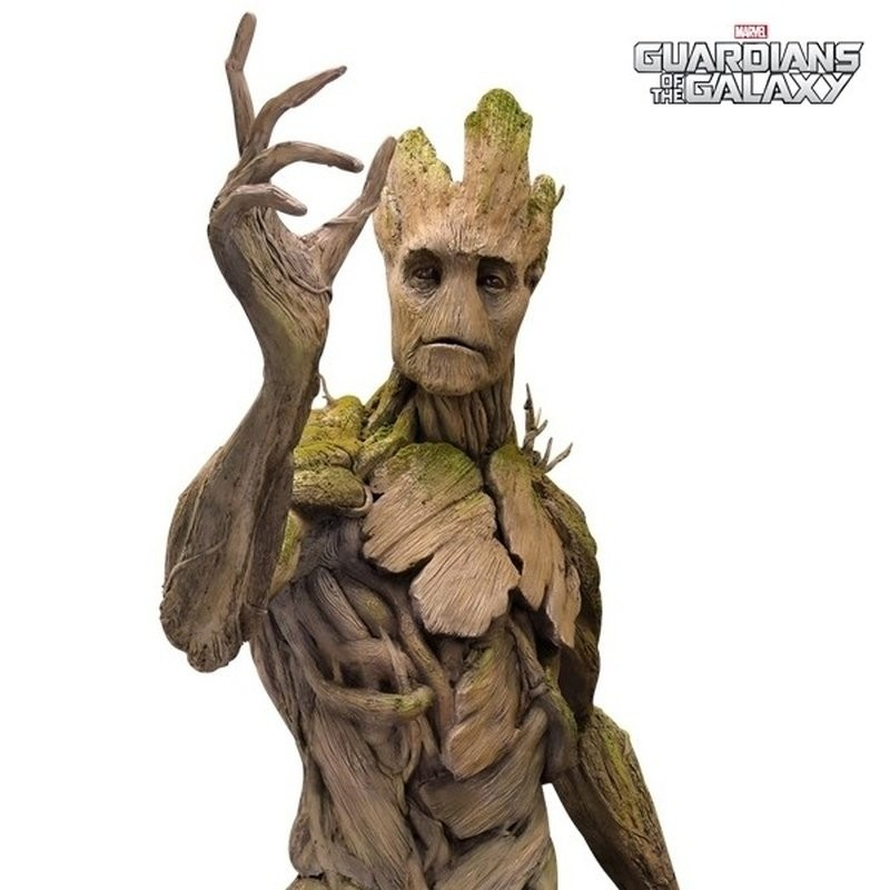 Groot - Guardians of the Galaxy - Life-Size Statue