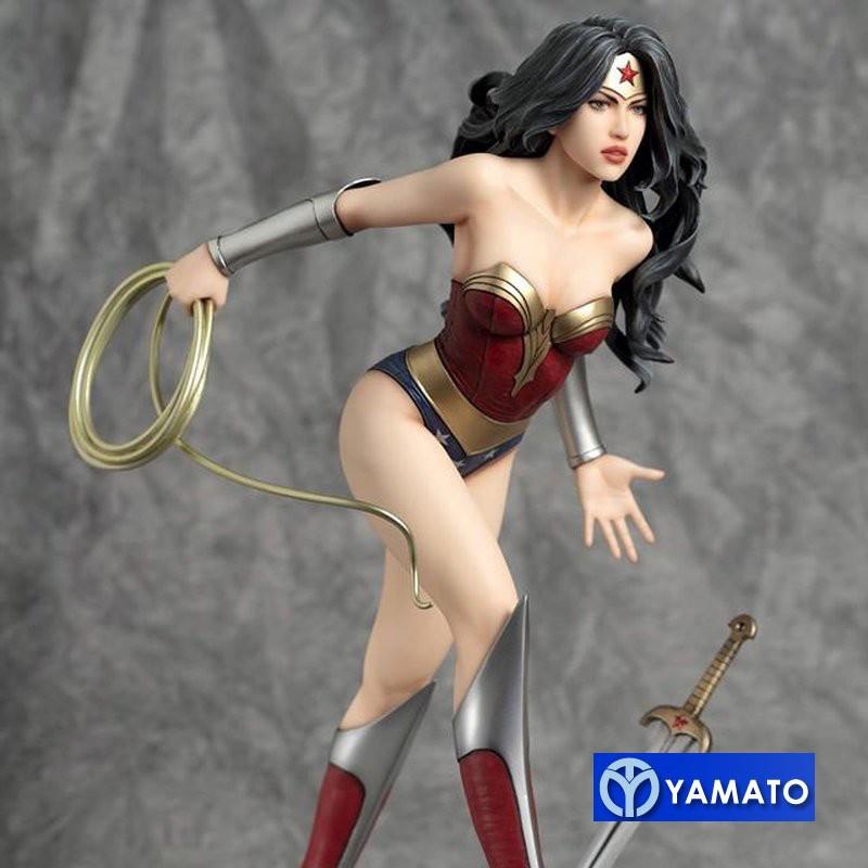 Wonder Woman (Luis Royo) - Comics Fantasy - Statue 1/6