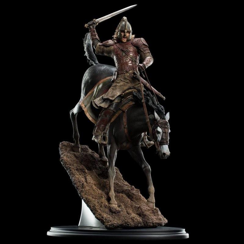 Eomer auf Feuerfuss - Herr der Ringe - 1/6 Scale Statue