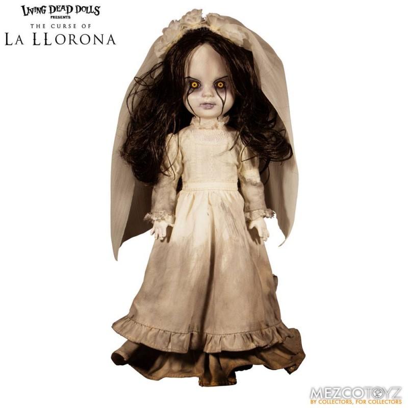 La Llorona - Lloronas Fluch - Living Dead Dolls Puppe 25cm