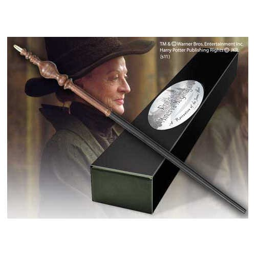 Zauberstab Professor Minerva McGonagall (Charakter-Edition) - Harry Potter - 1/1 Replik
