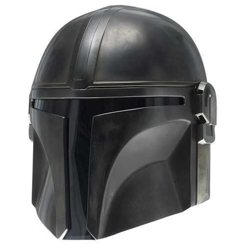 Mandalorian Helm - Star Wars: The Mandaloria - 1/1 Replik