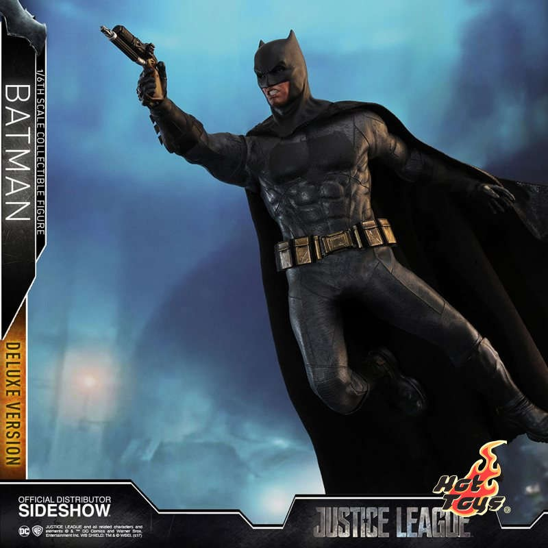 Batman Deluxe Version - Justice League - 1/6 Scale Figur