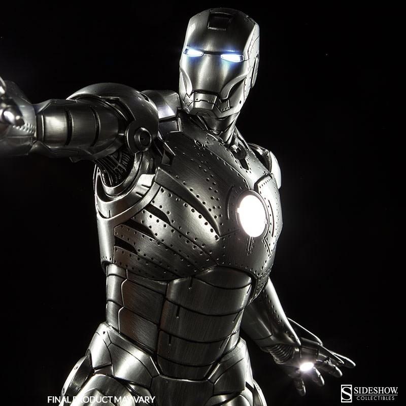 Mark II - Iron Man - Quarter Scale Maquette