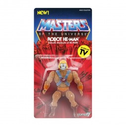 Robot He-Man - Masters of the Universe - Vintage Collection Actionfigur 14cm