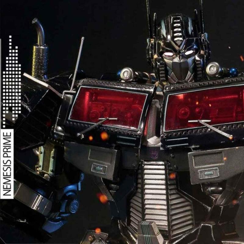 Nemesis Prime - Transformers - Polystone Statue