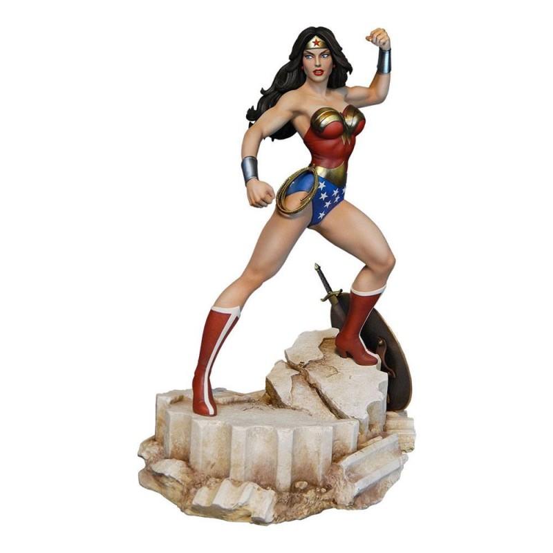Wonder Woman - Super Powers Collection - Maquette 34cm