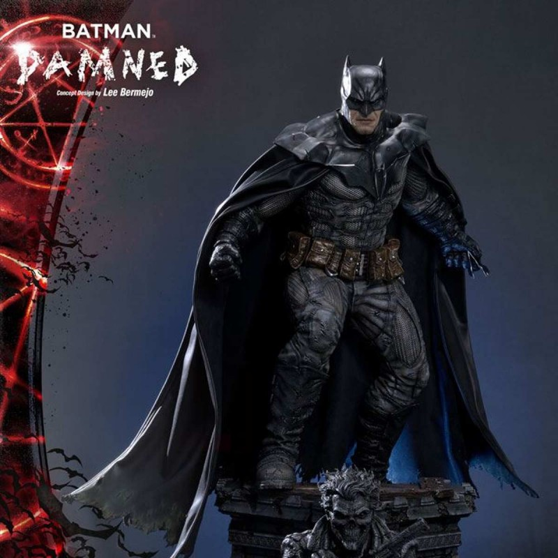 Batman Damned by Lee Bermejo - DC Comics - 1/3 Scale Statue
