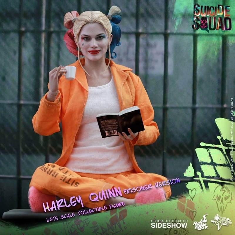 Harley Quinn (Prisoner Version) - Suicide Squad - 1/6 Scale Figur