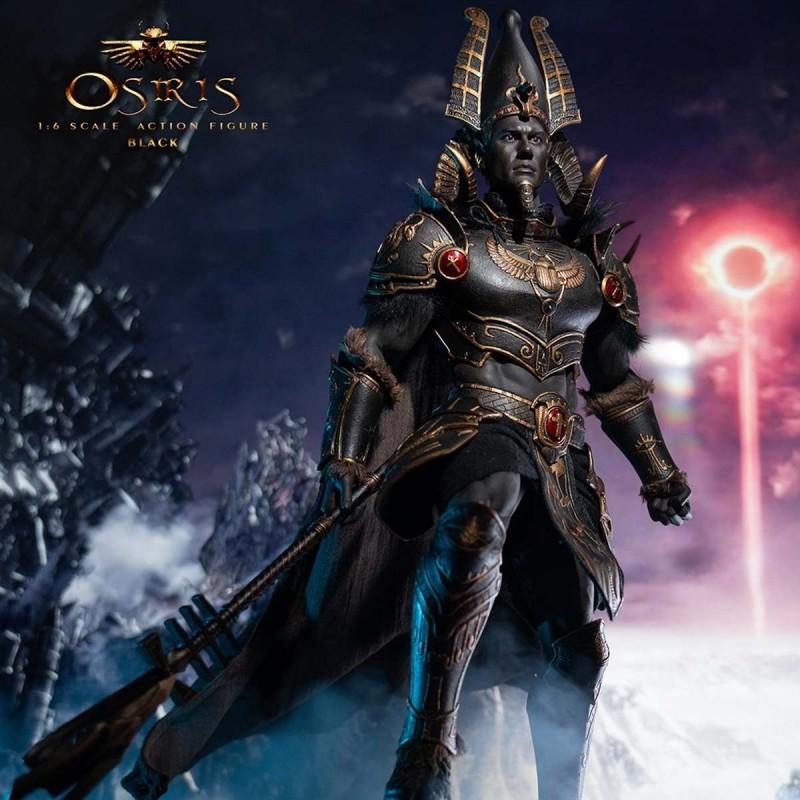 Osiris Black Version - 1/6 Scale Actionfigur