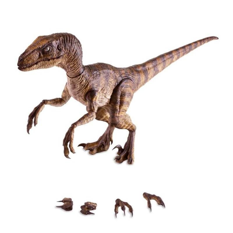 Velociraptor - Jurassic Park - 1/6 Scale Actionfigur