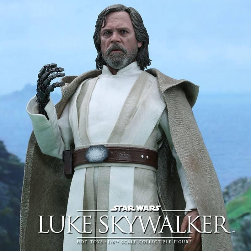 Luke Skywalker - Star Wars Episode VII - 1/6 Scale Figur
