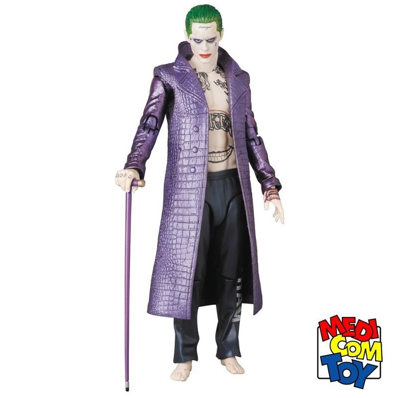The Joker Previews Exclusive - Suicide Squad - MAF EX Actionfigur