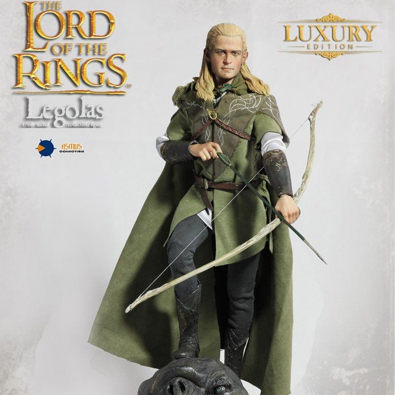 Legolas Luxury Edition - Herr der Ringe - 1/6 Scale Actionfigur