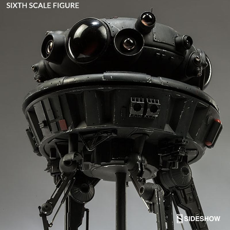 Imperial Probe Droid - Star Wars - 1/6 Scale